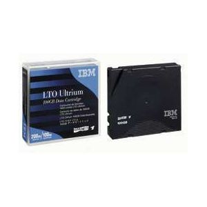IBM CARTRIDGE ULTRIUM 100/200GB (1 STUK)