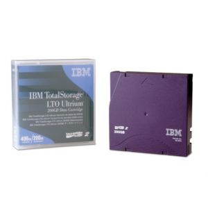 IBM LTO Ultrium 200 GB Data Cartridge