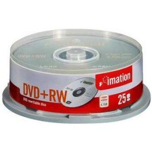 Imation DVD+RW 4x 4.7GB (25)