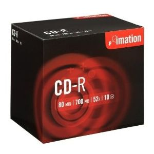 Imation CD-R 52x 700MB (10)