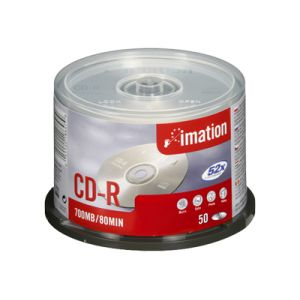Imation CD-R 52x 700MB (50)