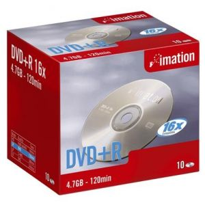 Imation DVD+R 16x 4.7Gb (10)
