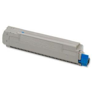 OKI Cyan Toner Cartridge for C8600