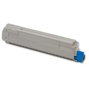 OKI Black Toner Cartridge for C8600