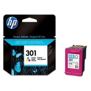 HP 301 cartucho tricolor CH562EE