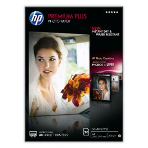 HP Premium Plus Semi-gloss Photo Paper