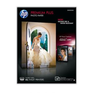 HP CR676A papel fotográfico
