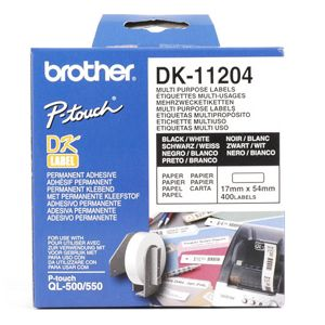 Brother DK-11204 Multi Purpose Labels