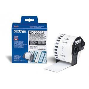 Brother DK-22223 etiqueta de impresora