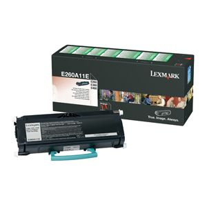 Lexmark 0E260A11E E260, E360, E460 Return Program Toner Cartridge