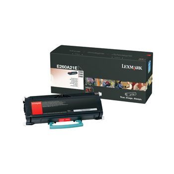 Lexmark E260, E360, E460 Toner Cartridge