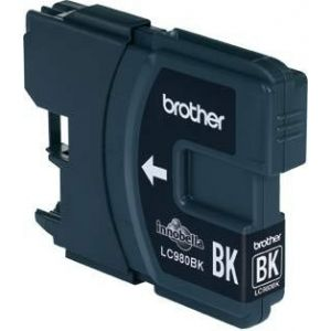 Brother LC-980BK cartucho de tinta