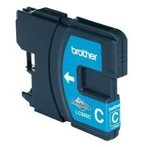 Brother LC-980C cartucho de tinta