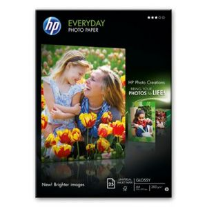 HP Q5451A papel fotográfico