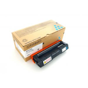 Ricoh Cyan Toner Cartridge 6k