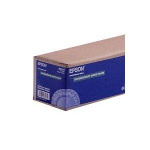 "Epson Rollo de Doubleweight Matte Paper, 44"" x 25 m, 180 g/m²"