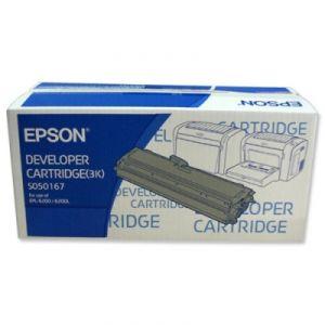 Epson Cartucho de tóner EPL-N6200 negro 3k