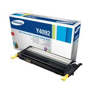 Samsung CLT-Y4092S tóner y cartucho láser