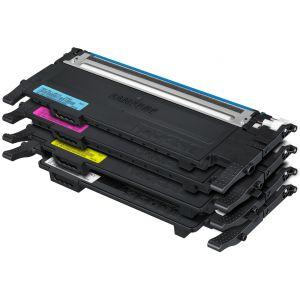 Samsung CLT-P4072C tóner y cartucho láser
