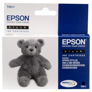 Epson T061 Black Ink Cartridge