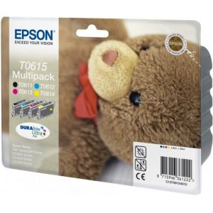 Epson Multipack T0615 4 colores