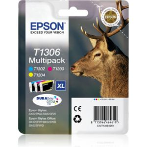 Epson Multipack T1306 3 colores