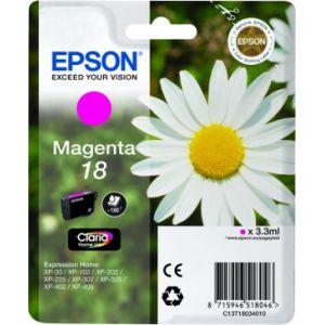 Epson Cartucho 18 magenta