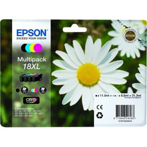 Epson Multipack 18XL 4 colores