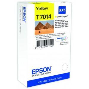 Epson Cartucho T70144010 amarillo XXL