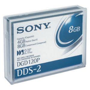Sony Data Cart DGD120 4GB 120m DDS2 1pk