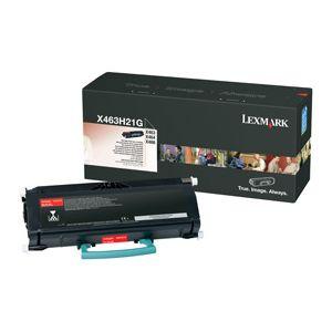 Lexmark X463, X464, X466 High Yield Toner Cartridge (9K)