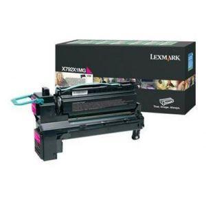 Lexmark X792X1MG tóner y cartucho láser