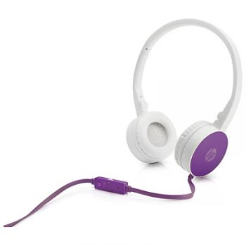 HP H2800 Purple Headset