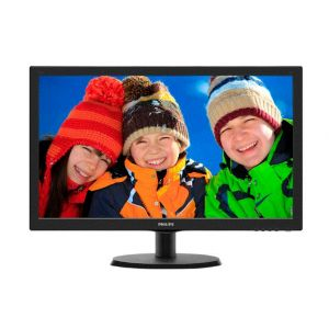 "Monitor LED Philips 21,5"" - V-line 223V5LSB2"