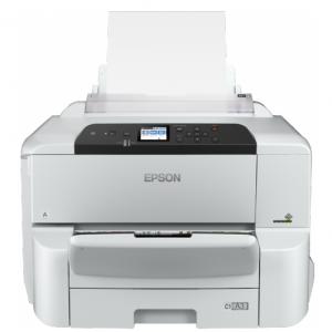 Impresora Epson WF-C8190DW Color A3