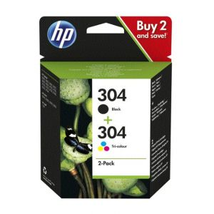 HP 304 Combo Pack