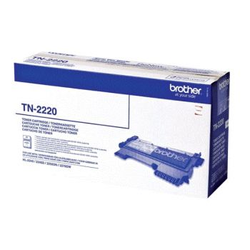 Brother TN-2220 tóner negro
