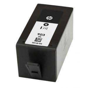 HP Cartucho de Tinta Negro 903XL - 825 páginas