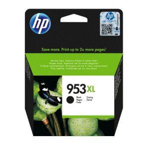 HP Cartucho Tinta Negro 953XL - L0S70AE - 2.000 páginas