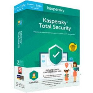 KASPERSKY 2020 TOTAL SECURITY