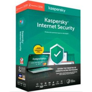 KASPERSKY 2020 INTER SECURITY - 2 Licencias - 1 Año