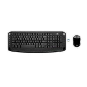 HP Teclado + Ratón Inalámbrico 300 - 3ML04AA