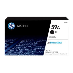 HP Tóner Negro  59A - CF259A - 3.000 páginas