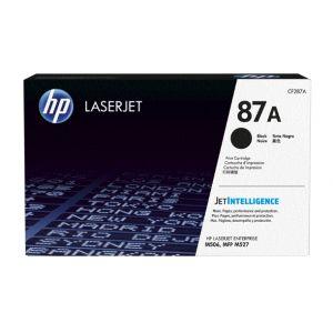 HP Tóner Negro 87A - CF287A - 9.000 páginas