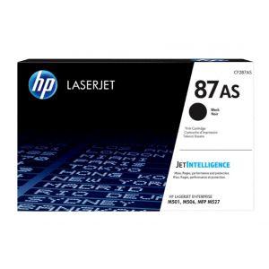 HP Tóner Negro 87AS - CF287AS - 6.000 páginas