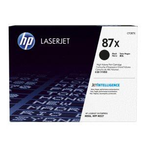 HP Tóner Negro 87X - CF287X - 18.000 páginas
