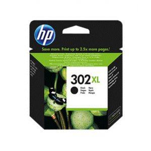 HP Tinta Negro 302XL - F6U68AE - 480 páginas