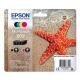 EPSON Pack 4 Tintas BK/C/M/Y 603 - C13T03U64010 -