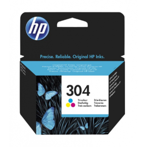 HP CARTUCHO Nº 304 TRI-COLOR