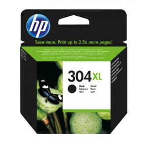 HP Tinta Negro 304XL - N9K08AE - 300 páginas